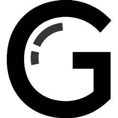 Logo g gallerr black