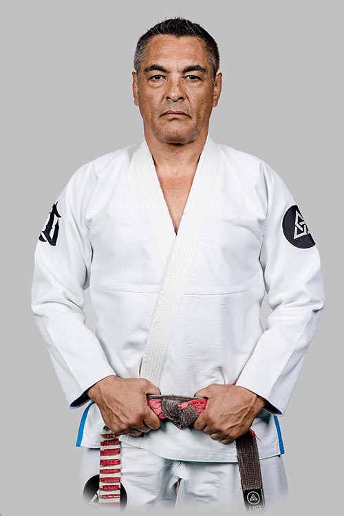 Renzo Gracie Portrait