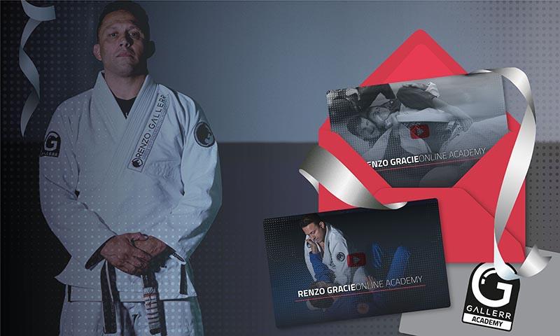 Renzo Gracie Online Academy - Send a Gift